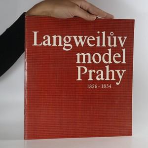 náhled knihy - Langweilův model Prahy 1826 - 1834