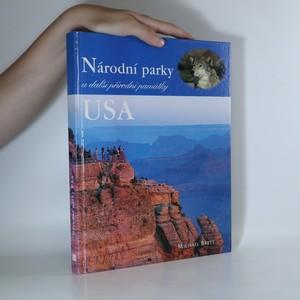 náhled knihy - Národní parky a další přírodní památky USA