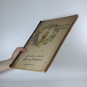 antikvární kniha O dětech, o jaru a o květech, neuveden