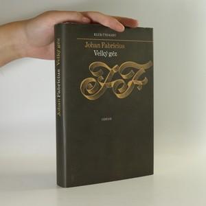náhled knihy - Velký géz