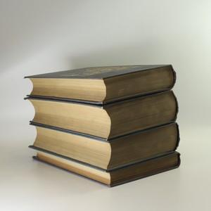 antikvární kniha Velký illustrovaný přírodopis všech tří říší I.-IV. díl (4 svazky), 1913, 1914