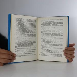 antikvární kniha Patricij, 1969