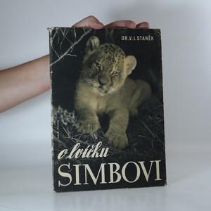 náhled knihy - O lvíčku Simbovi