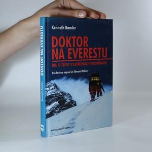 náhled knihy - Doktor na Everestu. Boj o život v extrémních podmínkách