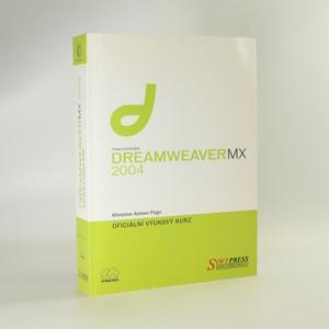 náhled knihy - Macromedia Dreamweaver MX 2004 (včetně CD)