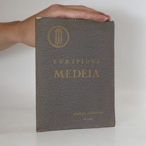 náhled knihy - Medeia (tiráž není ořezaná)