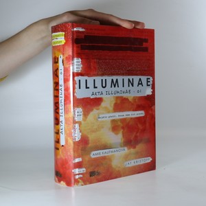 náhled knihy - Illuminae. Akta illuminae 01