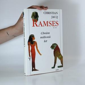 náhled knihy - Ramses 2. Chrám milionů let