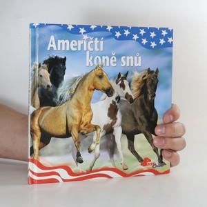 náhled knihy - Američtí koně snů
