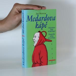 náhled knihy - Medardova kápě 40 dní kape? Pranostiky očima meteorologa