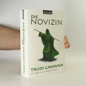 náhled knihy - Die Novizin. Die Gilde der Schwarzen Magier 2