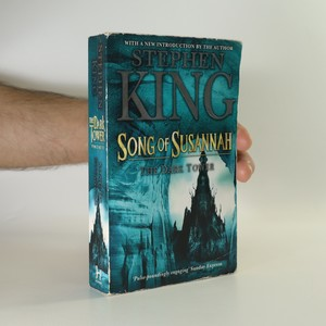 náhled knihy - Song of Susannah. The dark tower VI.