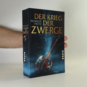 náhled knihy - Der Krieg der Zwerge. Roman
