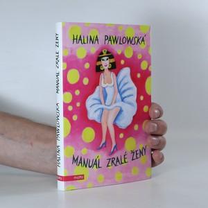 náhled knihy - Manuál zralé ženy