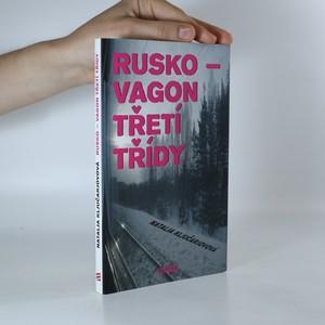 náhled knihy - Rusko - vagon třetí třídy