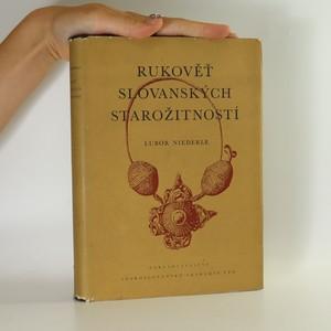 náhled knihy - Rukověť slovanských starožitností