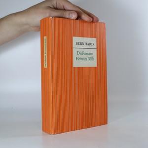 náhled knihy - Die Romane Heinrich Bölls. Gesselschaftskritik und Gemeinschaftsutopie