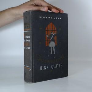 náhled knihy - Die Jungen des Königs Henri Quatre