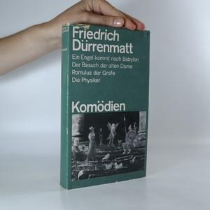 náhled knihy - Komödien