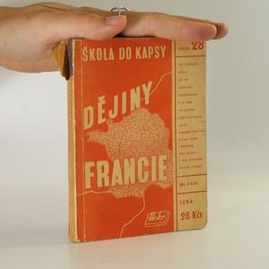 náhled knihy - Dějiny Francie