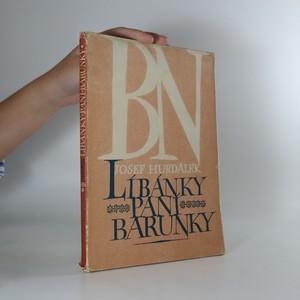 náhled knihy - Líbánky paní Barunky (podpis původního majitele)