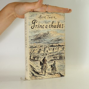 náhled knihy - Princ a chuďas