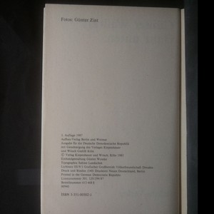 antikvární kniha Ganz unten., 1987