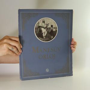 náhled knihy - Mánesův orloj (12 reprodukcí)