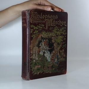 náhled knihy - Andersens sämtliche Märchen