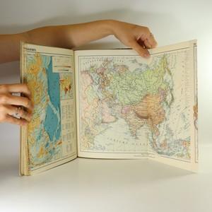 antikvární kniha Světový atlas k současným dějinám, 1942