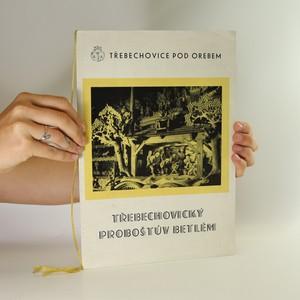 náhled knihy - Třebechovický Proboštův betlém