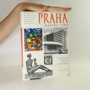 náhled knihy - Praha našeho věku