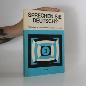 náhled knihy - Sprechen Sie Deutsch? Příručka k televiznímu kurzu němčiny 3