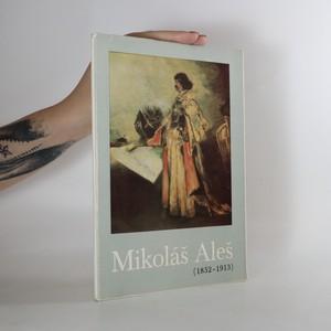 náhled knihy - Mikoláš Aleš (1852-1913)