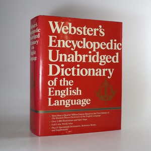 náhled knihy - Webster's encyclopedic unabridged dictionary of the English language