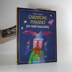 náhled knihy - Čarodějné pohádky pro malé kouzelníky