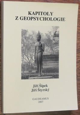 náhled knihy - Kapitoly z geopsychologie : (psychologicko-sociologické souvislosti cestování, turistiky a rekreace)