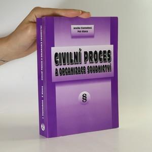 náhled knihy - Civilní proces a organizace soudnictví