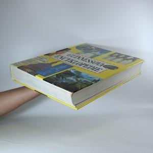 antikvární kniha Guinnessova encyklopedie, 1992