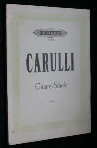 náhled knihy - Carulli, gitarre=schule