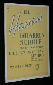 náhled knihy - Die Hawaii gitarren schule