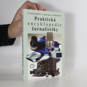 náhled knihy - Praktická encyklopedie žurnalistiky