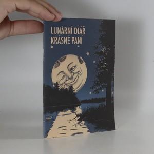 náhled knihy - Lunární diář Krásné paní