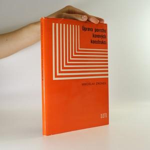 náhled knihy - Úprava povrchu kovových konstrukcí