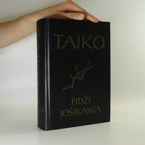 náhled knihy - Taiko. Epický román o bojích a slávě feudálního Japonska