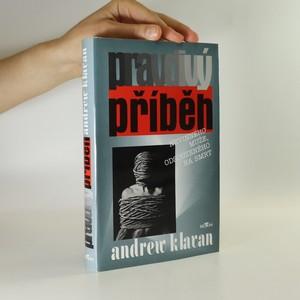 náhled knihy - Pravdivý příběh nevinného muže, odsouzeného na smrt
