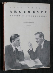náhled knihy - Argumenty : hovory so synom i s tebou