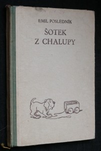 náhled knihy - Šotek z chalupy