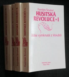 náhled knihy - Husitská revoluce, 1.-4. díl