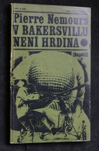 náhled knihy - V Bakersvillu není hrdina